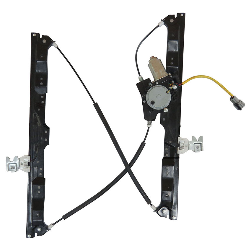 New front right window regulator fit nissan titan 2004 for Right window
