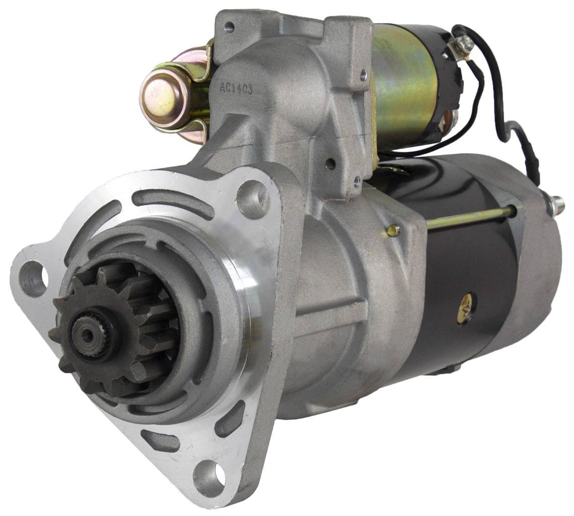 NEW STARTER MOTOR FITS TAYLOR FORKLIFT CUMMINS 4.5L TURBO 428000-2860 42800-2880