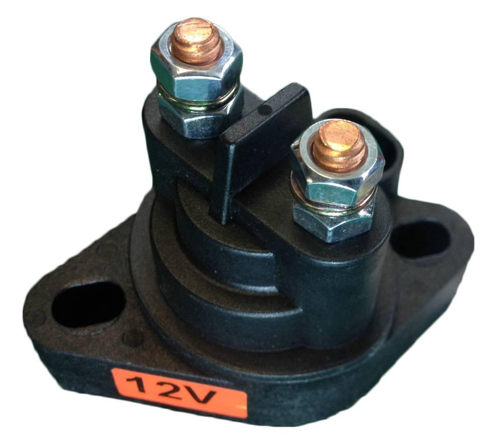 New 12 Volt Solenoid For Arctic Cat ATV 500 TRV 500 XT 443cc Engine