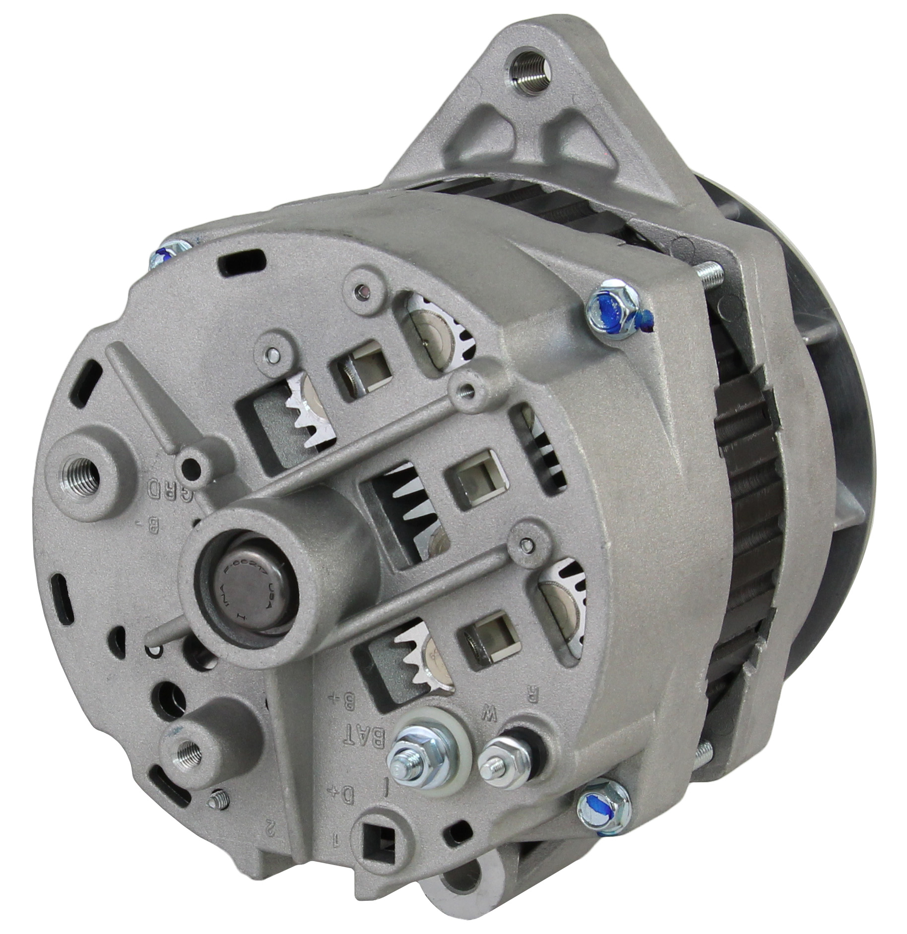 NEW ALTERNATOR FITS PREMIER WINDROWER 2940 2950 MACDON WINDROWER 9250 19009951