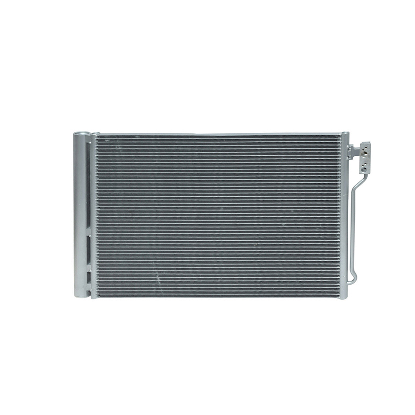 TYC 4242 A//C Condenser Assembly for BMW 528i 2012-2016 Models