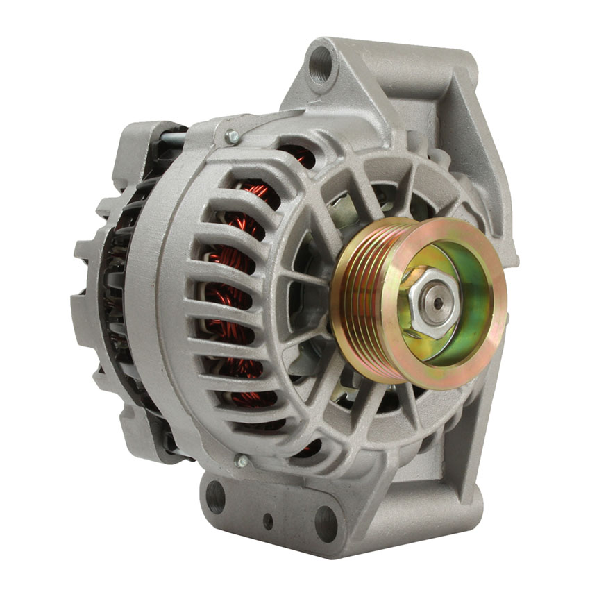Na on 2000 Lincoln Ls Alternator Replacement