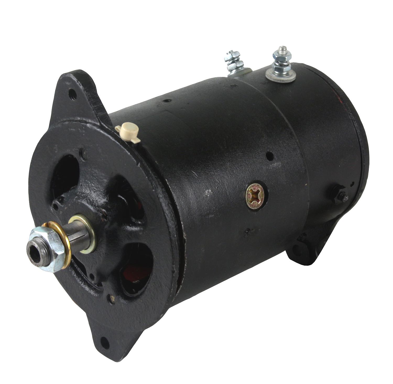 Ignition System Wiring Diagram Of Oliver Tractor Fleetline 66 77 88 Diesel 12 Volt
