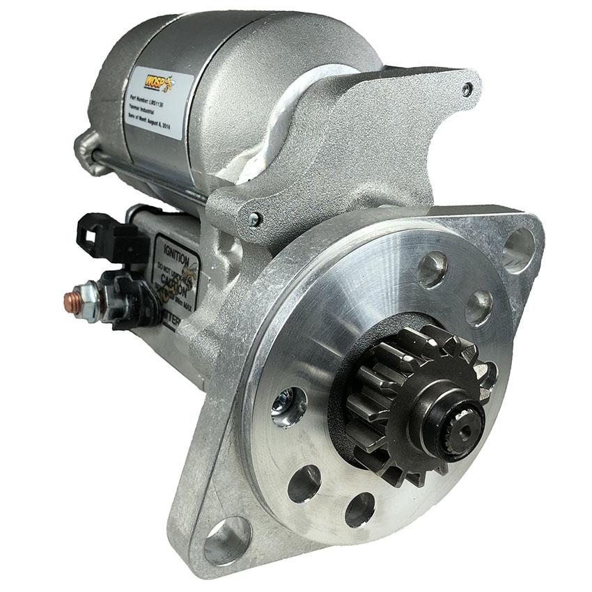 NEW STARTER YANMAR MARINE ENGINE 4JH3-TE 4JH3-TE-YEU 4JH3ZA 4JH-HT-Z 1994-2003
