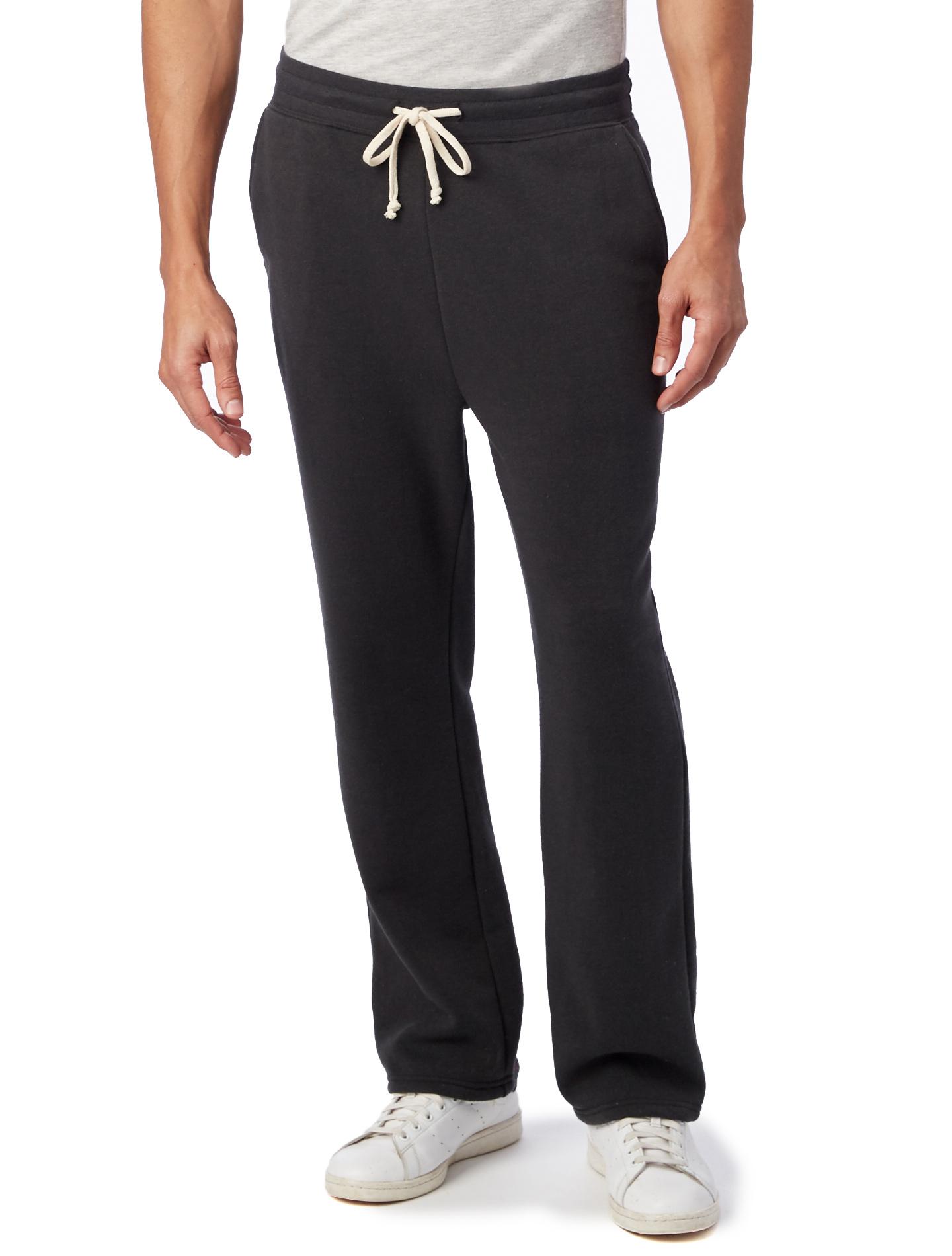 Hustle Eco-Fleece Open Bottom Sweatpants