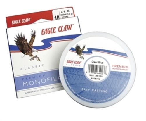 HonnêTeté Lot 3 Eagle Claw 09011-025 Classic Monofillament Clair 225 Yd (environ 205.74 M) De Ligne 25 Lb (environ 11.34 Kg)-afficher Le Titre D'origine