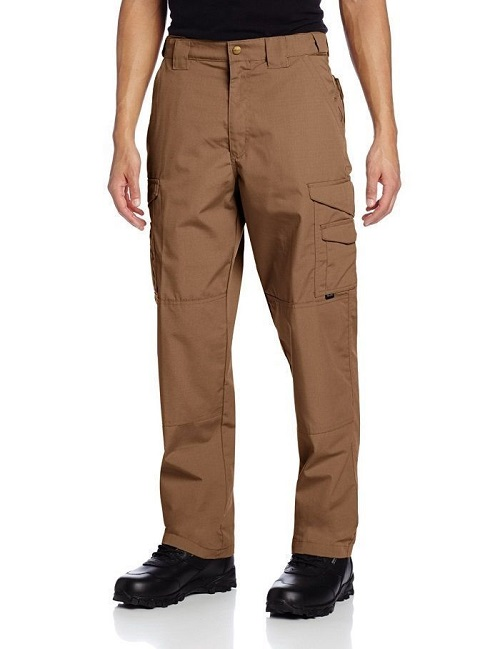 Tru-Spec 1063045 24-7 Series Tactical Ripstop Coyote Brown Pants