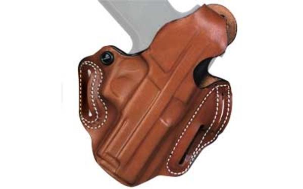 DeSantis 001TAB6Z0 Glock 19//23 Thumb Break Scabbard RH Tan Belt Holster