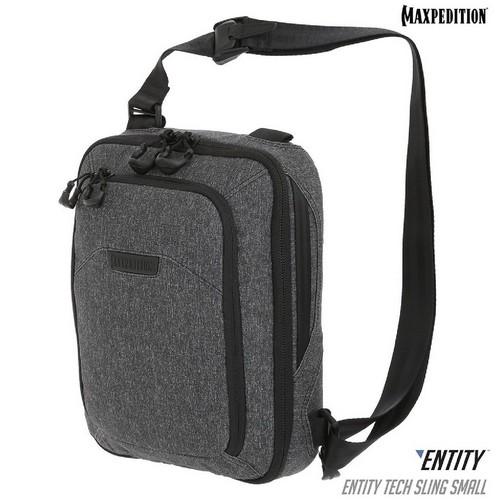 Maxpedition Nttsltsch Entité Anthracite 7 L Ccw Activé Tech Sling Bag-afficher Le Titre D'origine Effet éVident