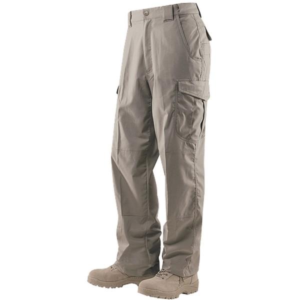 Tru-Spec 1036024 serie 24-7 Táctico Ripstop Pantalones de Color caqui Ascent
