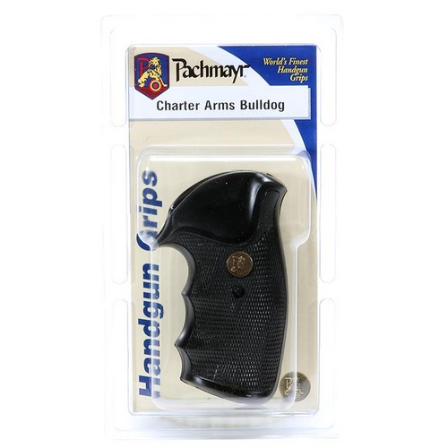 Details about Pachmayr 02521 Diamond Pro Charter Arms Bulldog Gripper  Revolver Grip