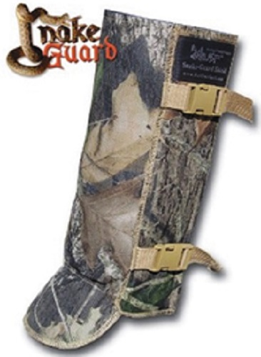Foreverlast SGSCS FSGSCS Real Tree Camo APG Zippered Snake Guard Sheilds