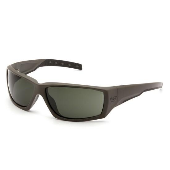 Venture Gear VGSG722T Overwatch Sunglasses OD Green Frame w/Smoke Green Lens