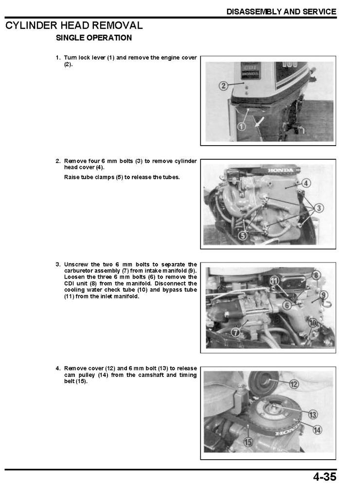 honda bf8 service manual on