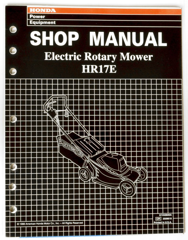 honda power equipment shop manuals publications honda power rh publications powerequipment honda com honda 4013 owners manual Honda Riding Mowers