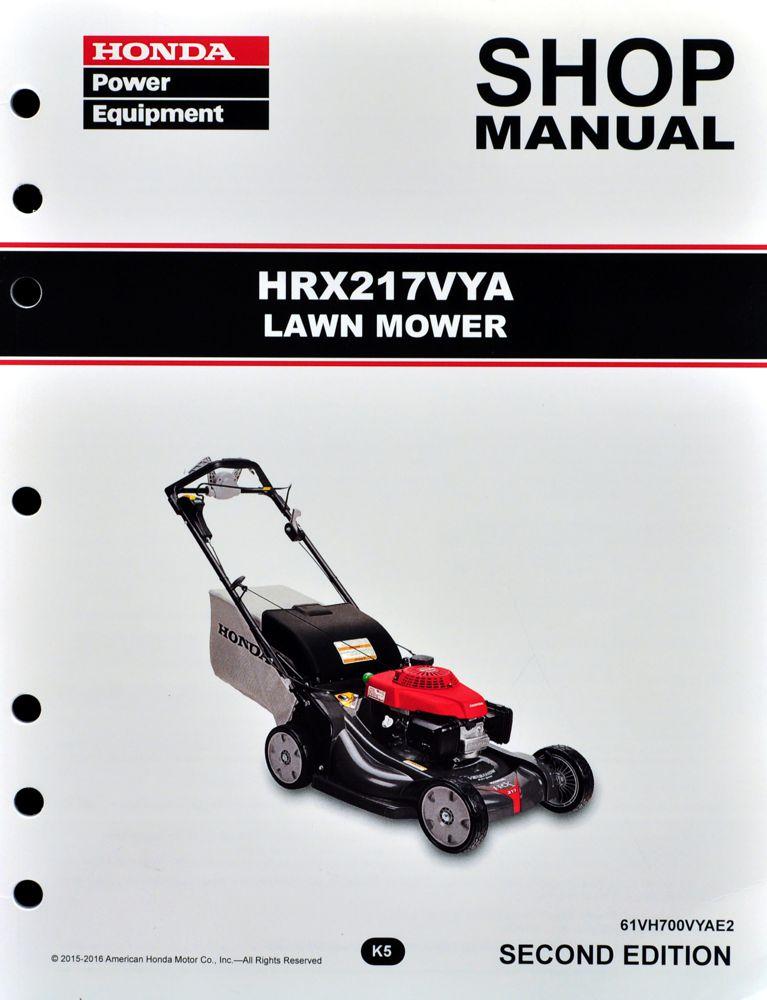 honda power equipment shop manuals publications honda power rh publications powerequipment honda com Helm Service Manuals Honda Honda Lawn Mower Service Manuals