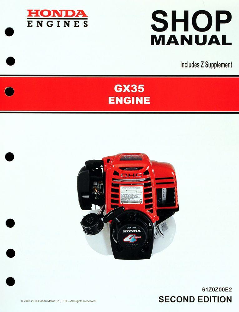 honda motor manual