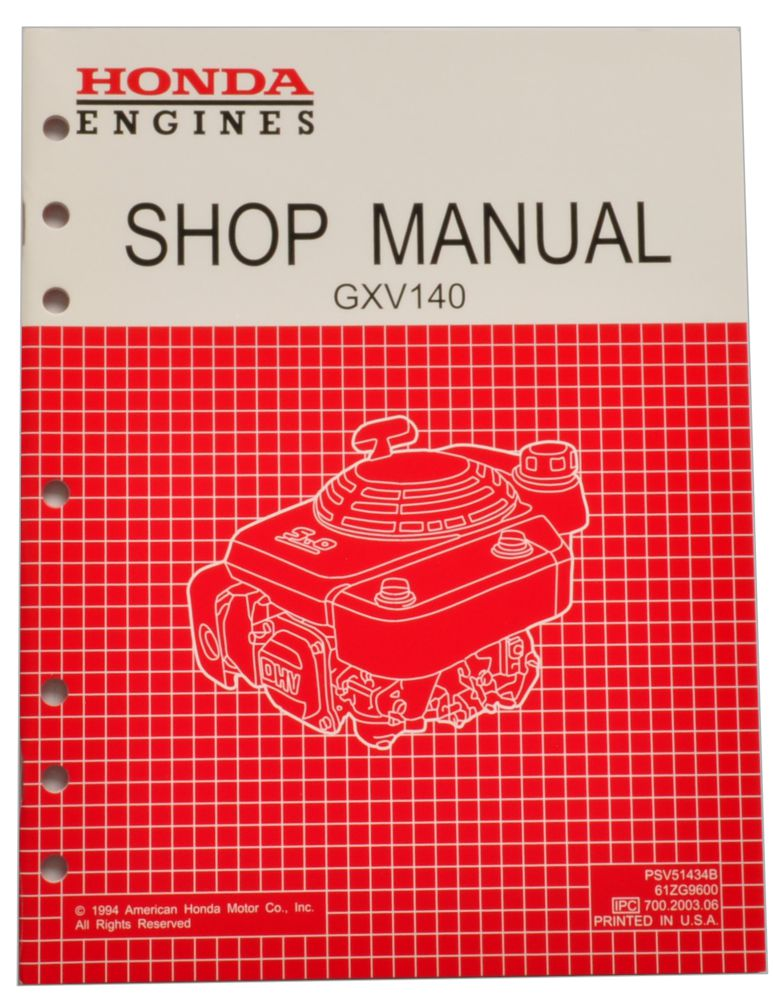 honda gx360 k1 engine workshop service repair manual download