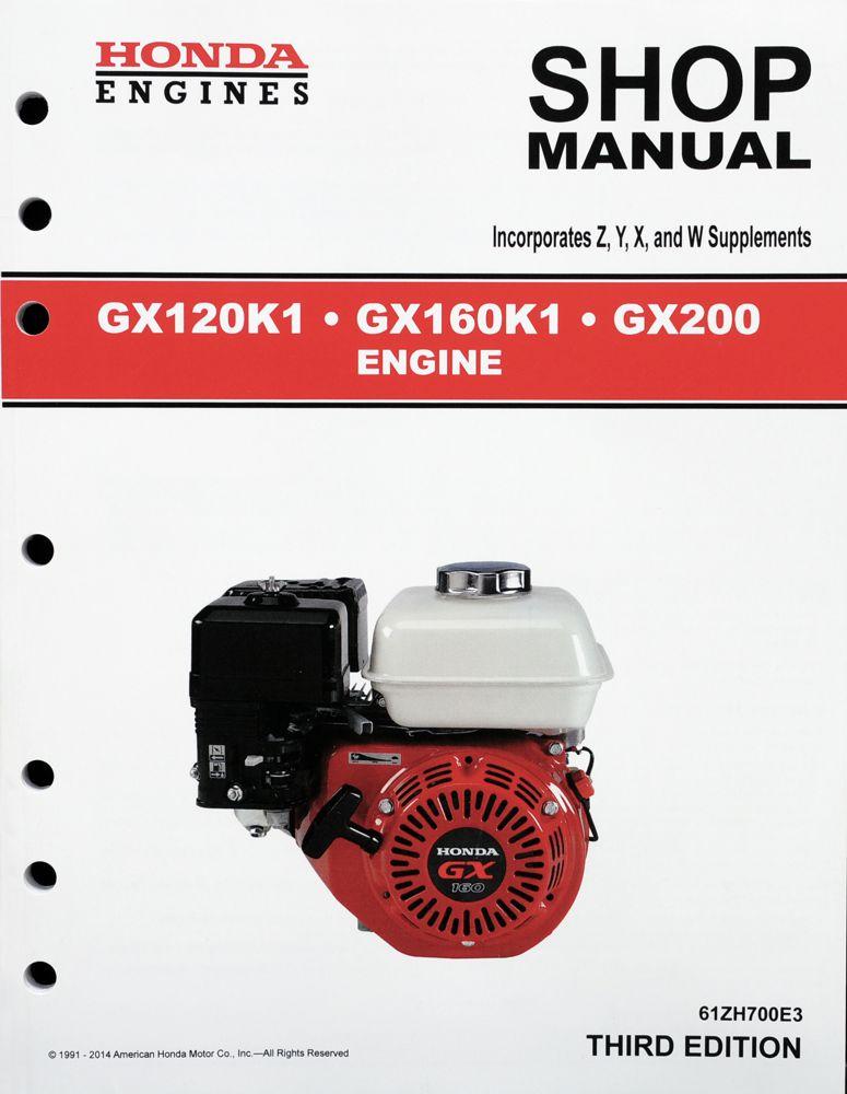 honda engines shop manuals publications honda power products rh publications powerequipment honda com Honda HR214 Service Manual Kohler Engines Service Manual