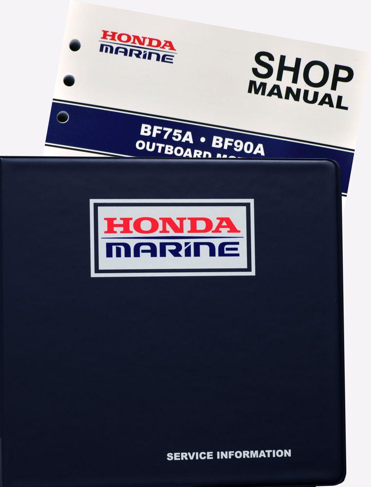 Honda Marine Shop Manuals Publications Honda Power Products