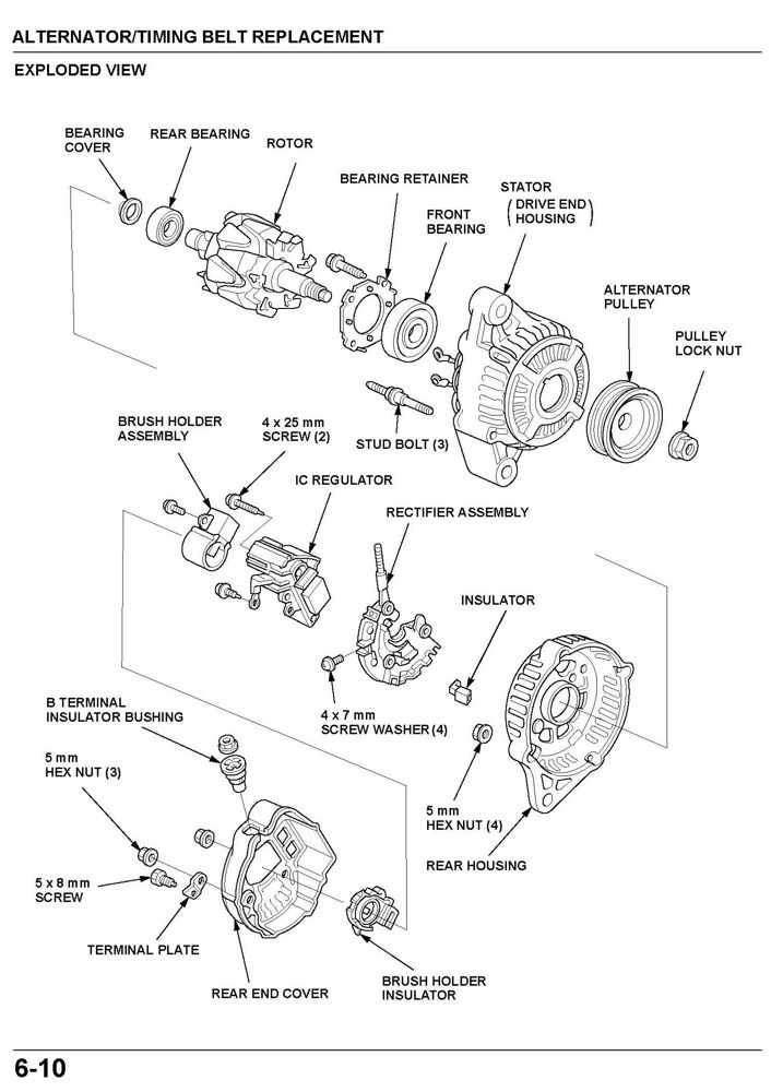 Bf200a Bf225a A2k0 Marine Outboard Motor Shop Manual