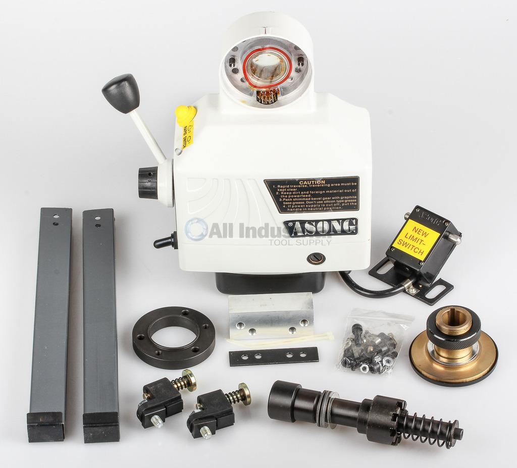 power feed for bridgeport milling machine