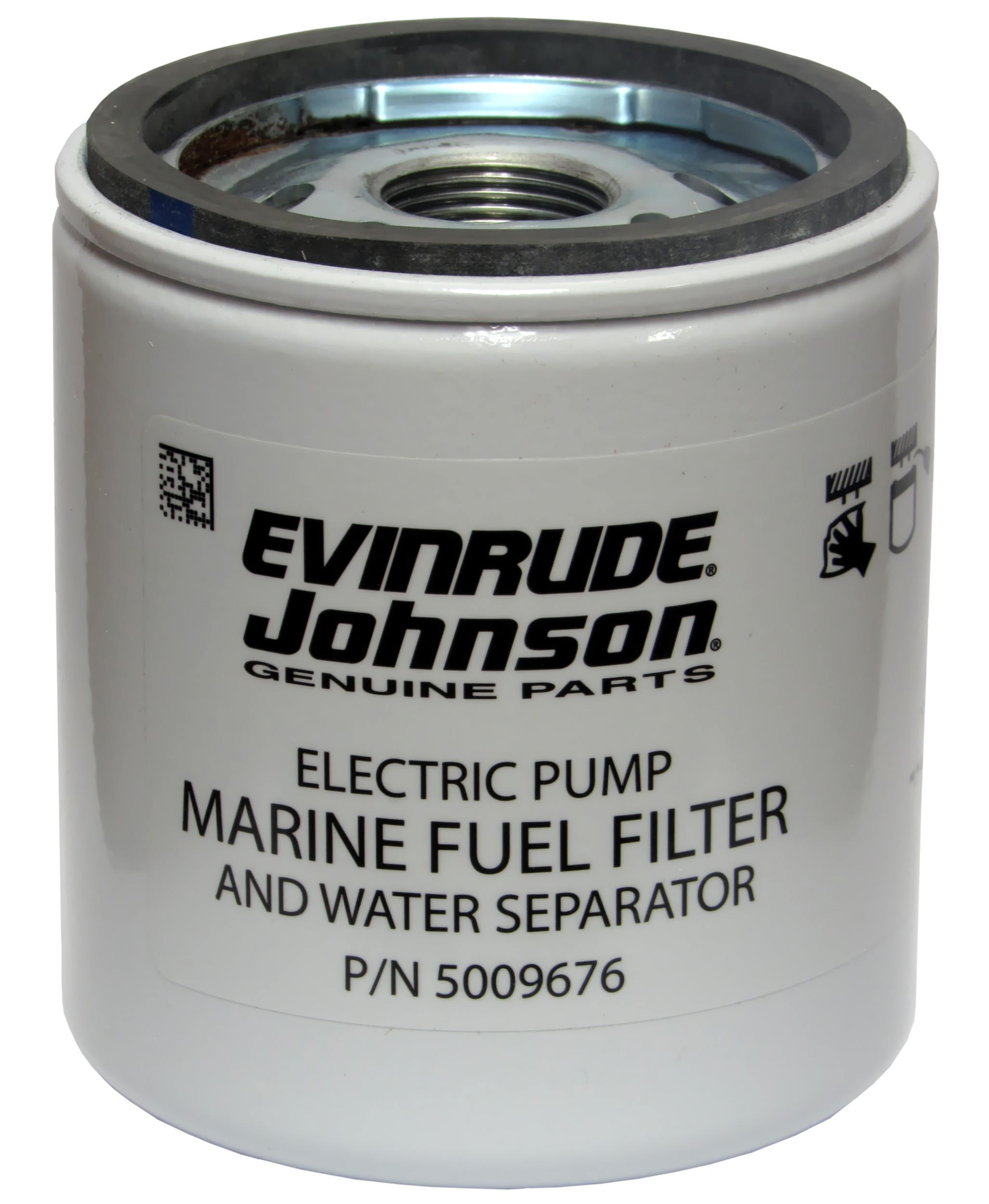 johnson fuel filter oem evinrude johnson 10 micron fuel filter 5009676 ... johnson outboard fuel filter