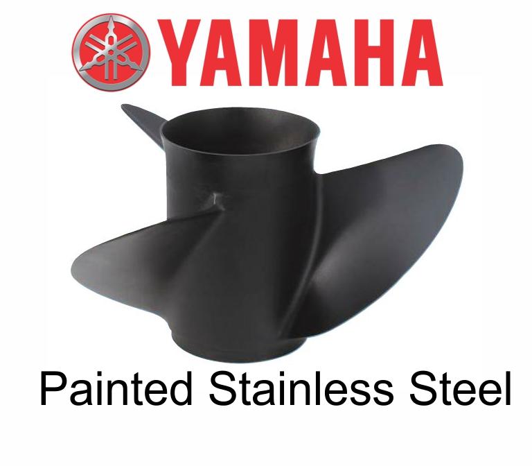 X  G Stainless Yamaha Prop