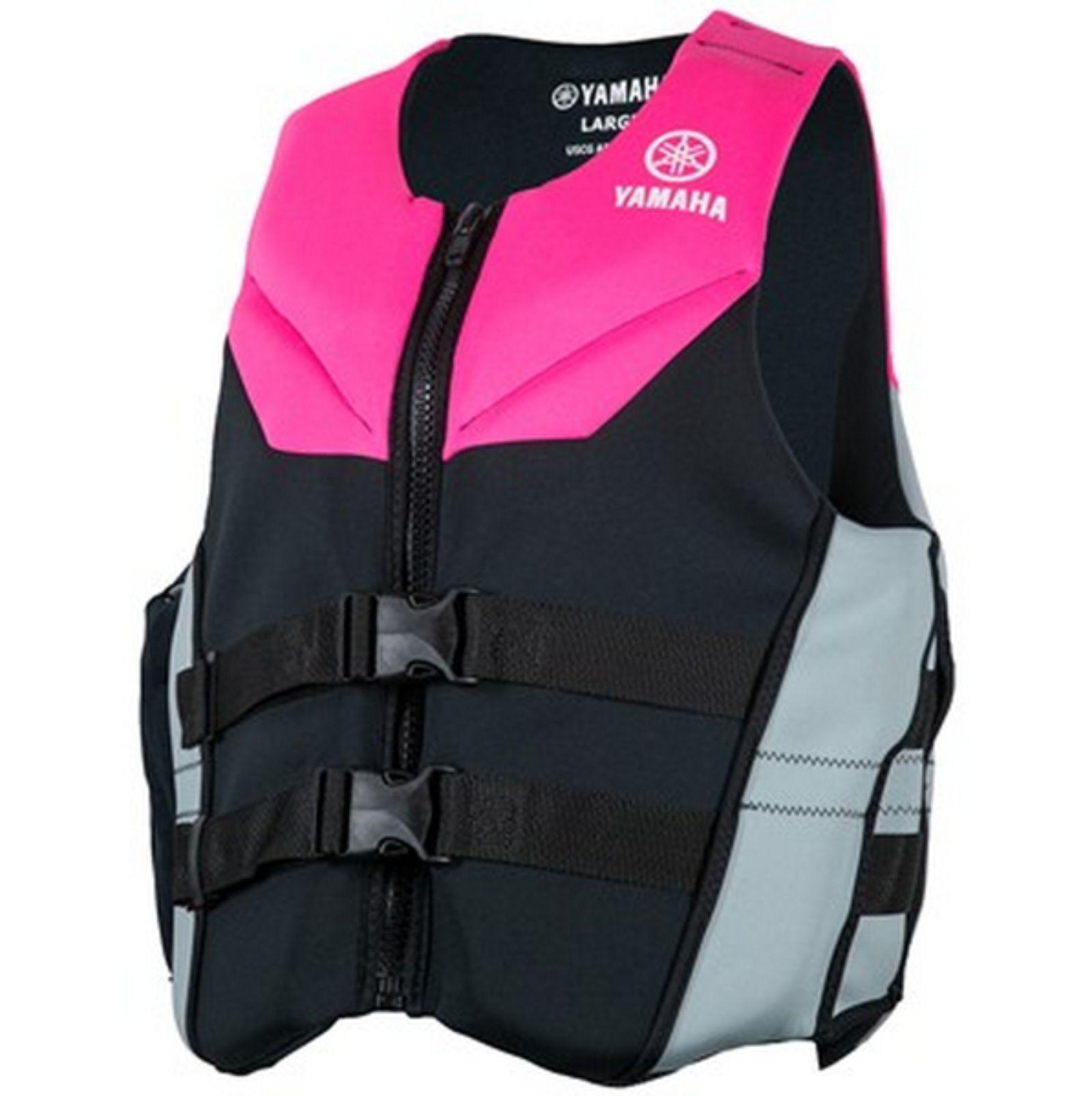 Women in life jackets