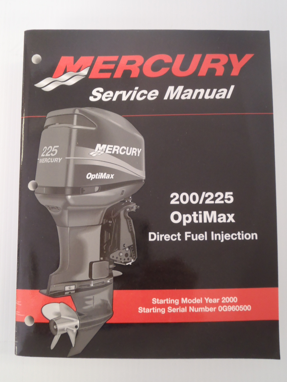 Mercury Outboard Repair Manuals