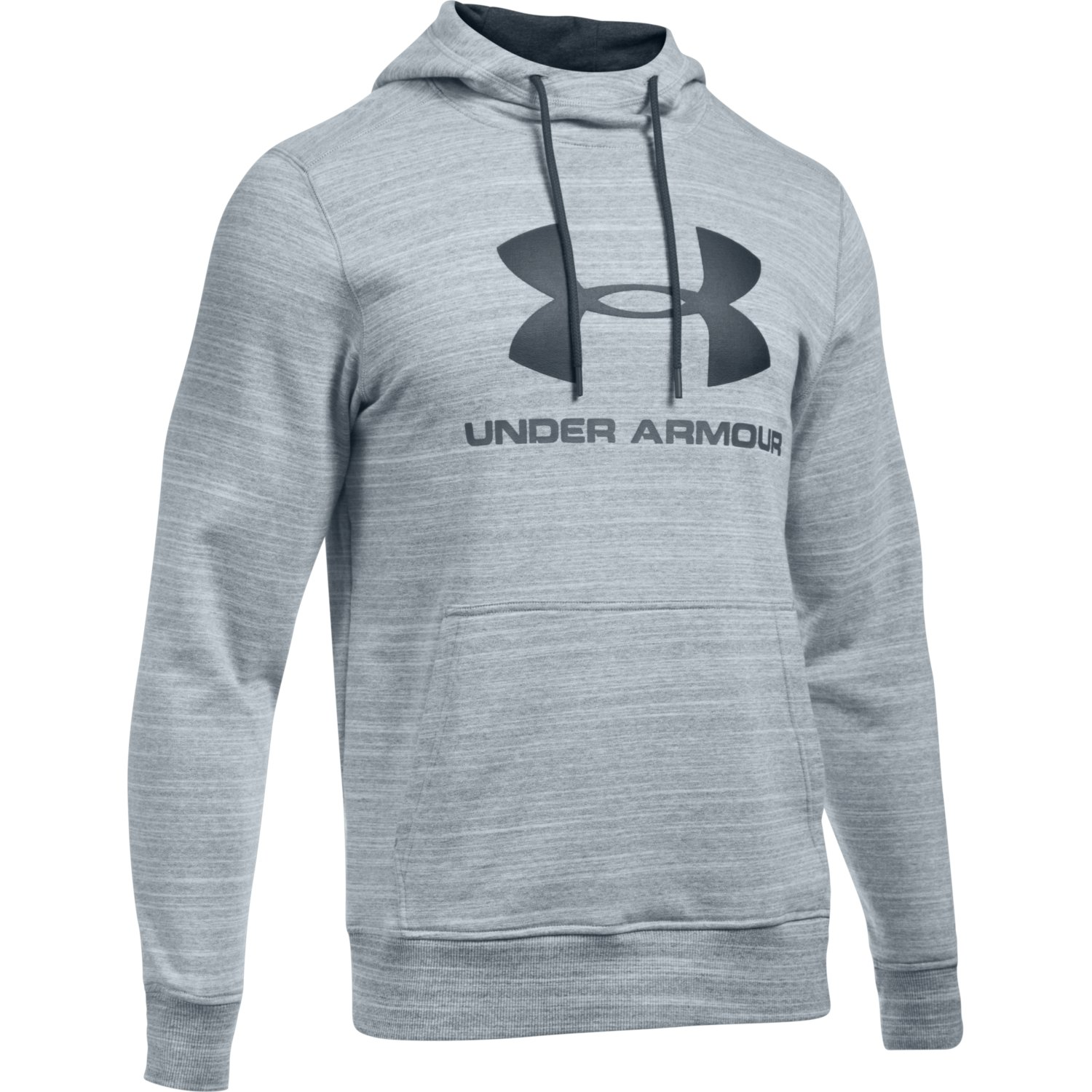 mens under armour sportstyle fleece graphic hoodie ebay