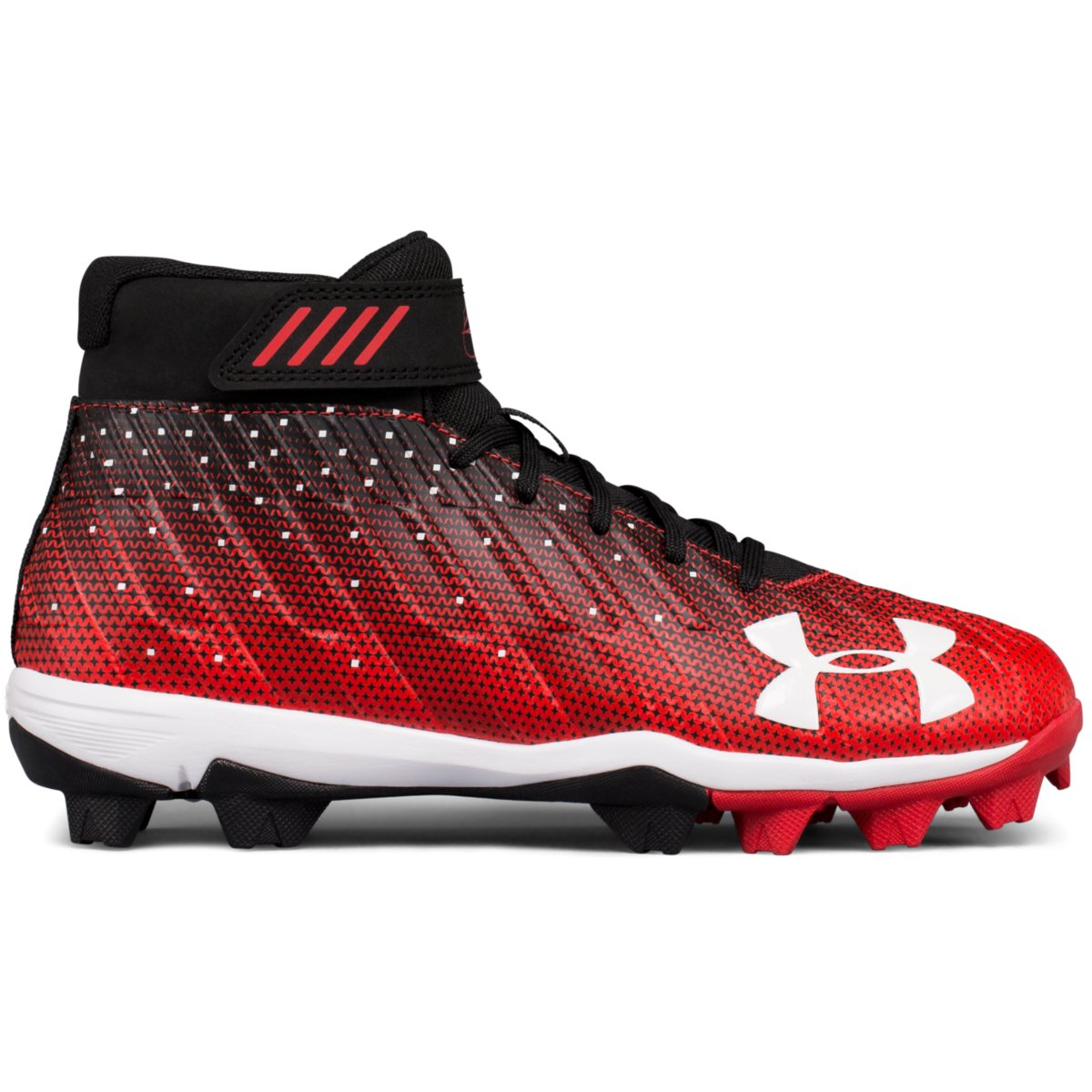 f80f92d88136 Details about Boy's Under Armour Harper 2 RM Jr Baseball Cleat