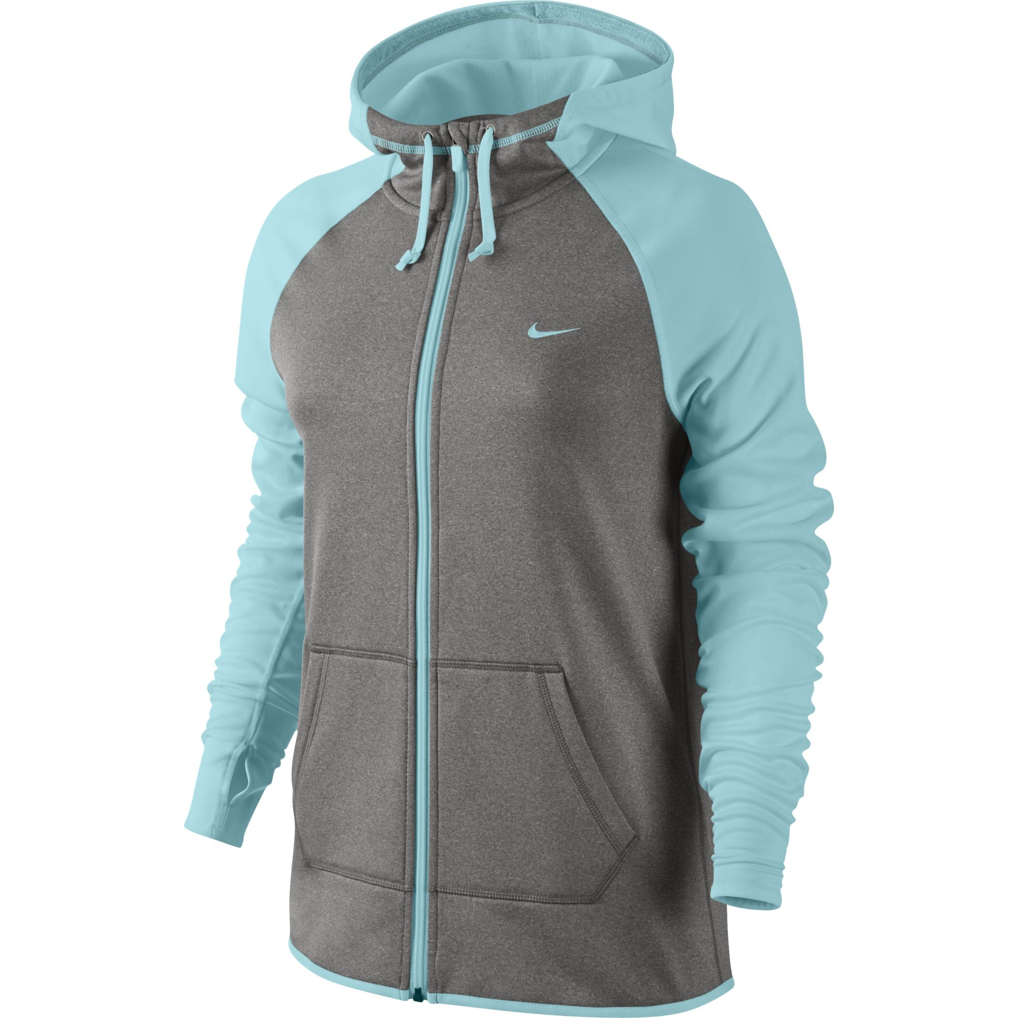 0dece92b43835 Women's Nike All Time Full-Zip Training Hoodie - Sieverts Sporting Goods