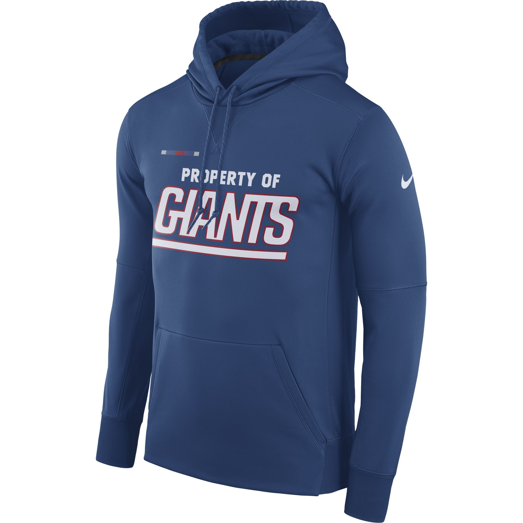 0b8ece0462e9 Men s Nike New York Giants Therma Fit SL Pullover Hoodie - Sieverts  Sporting Goods