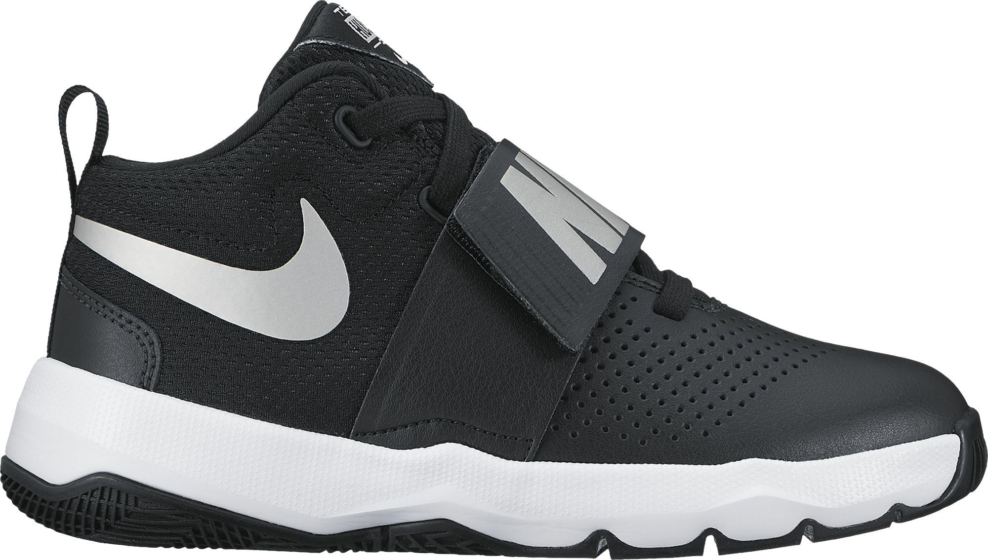 a88ecfe46612 Description  Boys  Nike Team Hustle D 8 (GS) Basketball Shoe ...