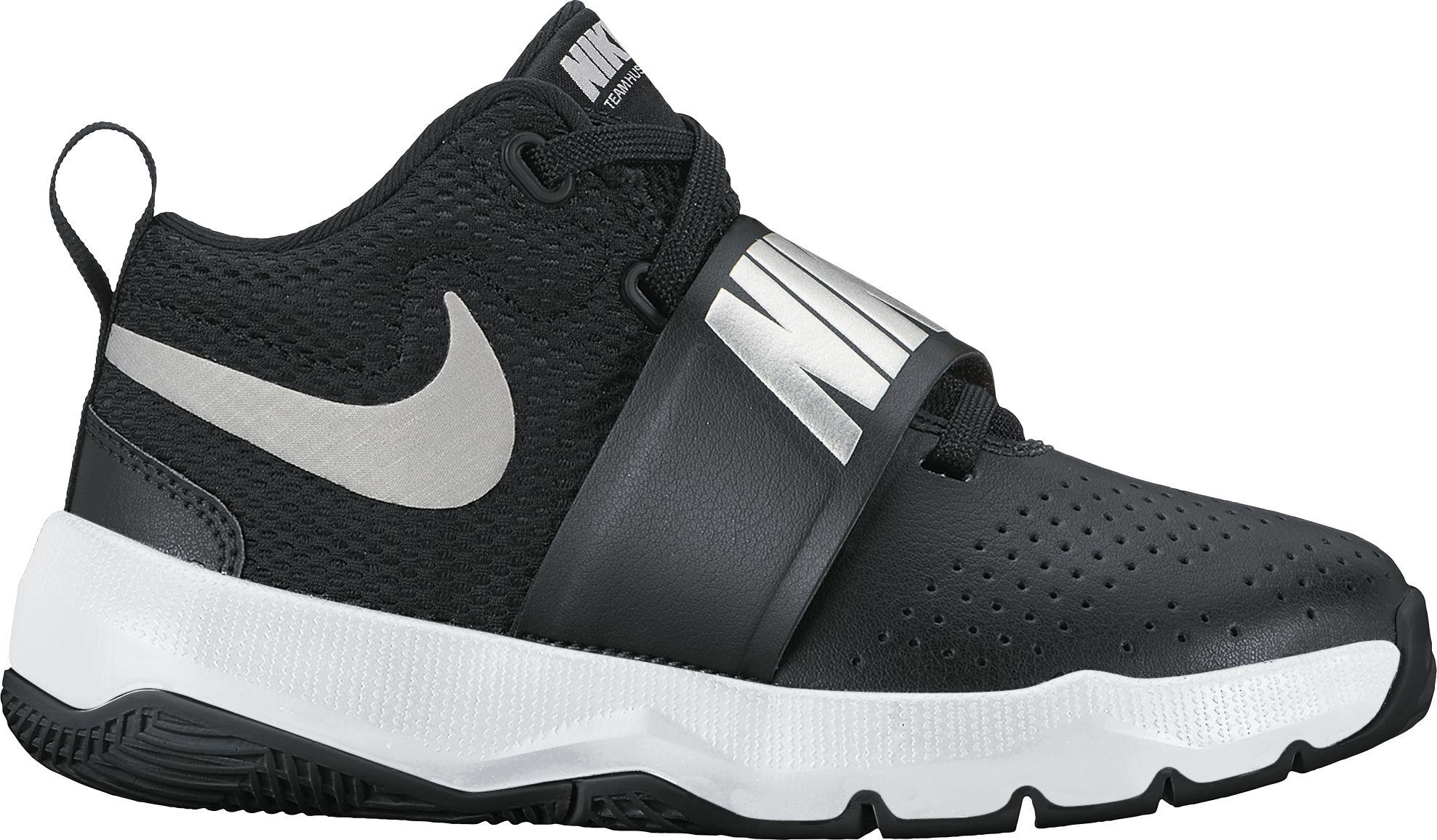 buy online 769a0 545d3 Description  Boys  Nike Team Hustle D 8 (PS) Pre-School Shoe ...