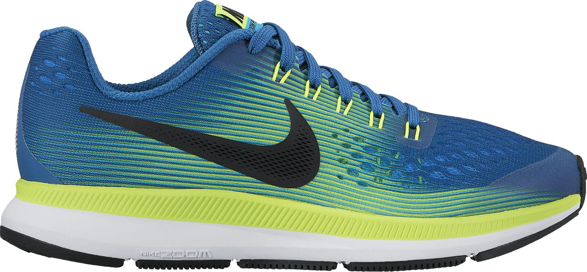 df9876ae5 Boy s Nike Zoom Pegasus 34 (GS) Running Shoe - Sieverts Sporting Goods