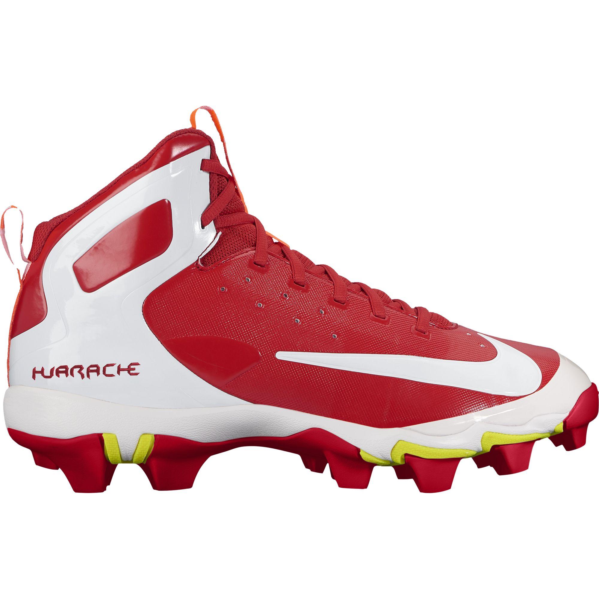 0912c4b6b8874 Men s Nike Alpha Huarache Keystone Mid Baseball Cleat - Sieverts Sporting  Goods