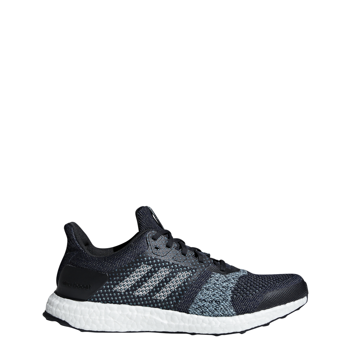 promo code 75827 fab50 ... Men s Adidas Ultraboost Ultraboost Ultraboost ST M Running Shoe Legend  Ink Clear Mint Hi ...