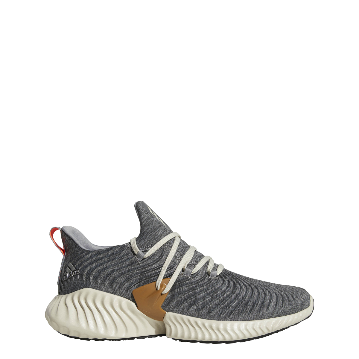 bd230e1f43854 Details about Men s Adidas Alphabounce Instinct M Running Shoe Core  Heather Clear Brown Black