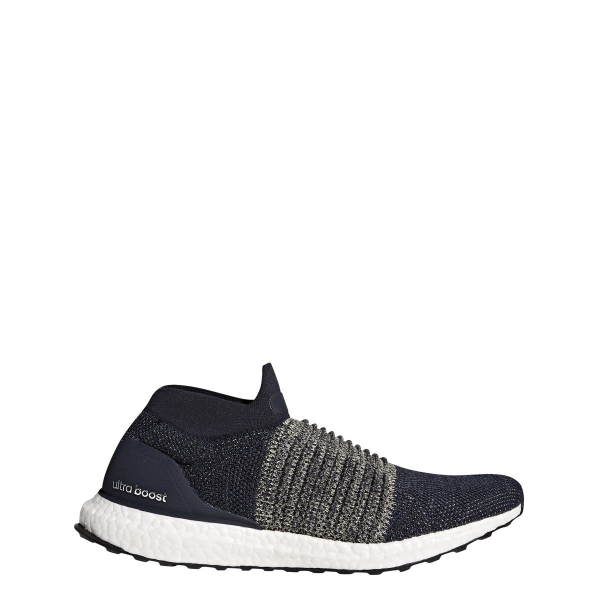 1c9b1c02af1 Men s Adidas UltraBOOST Laceless Running Shoe Blue Grey