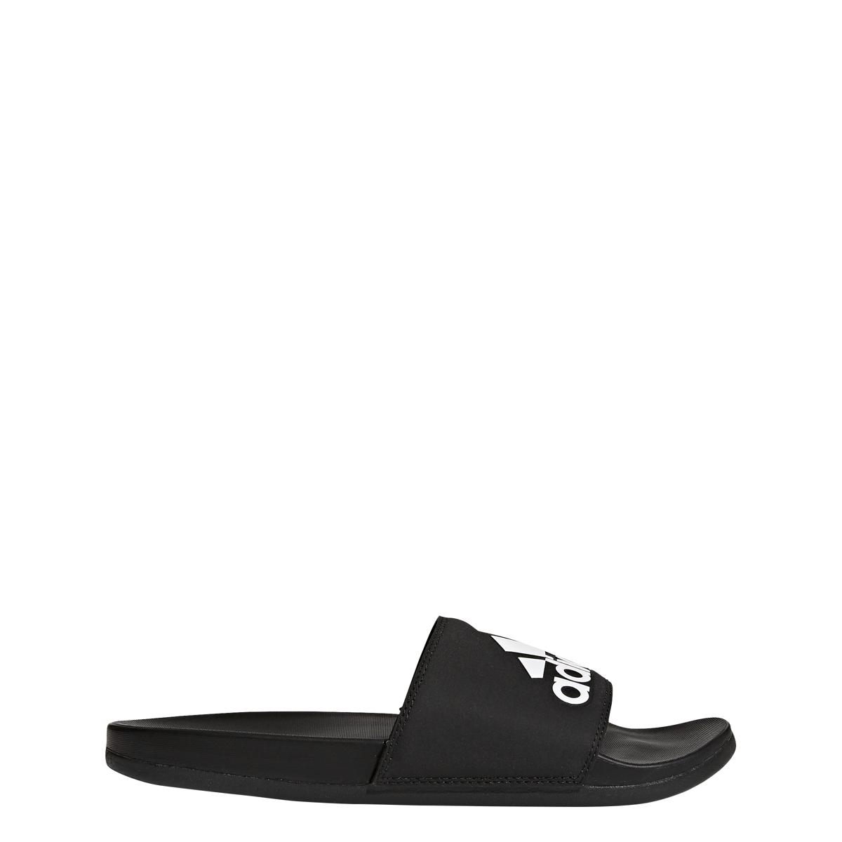 0b28f65b3122 Details about Men s Adidas Adilette Comfort Slide Sandal Black