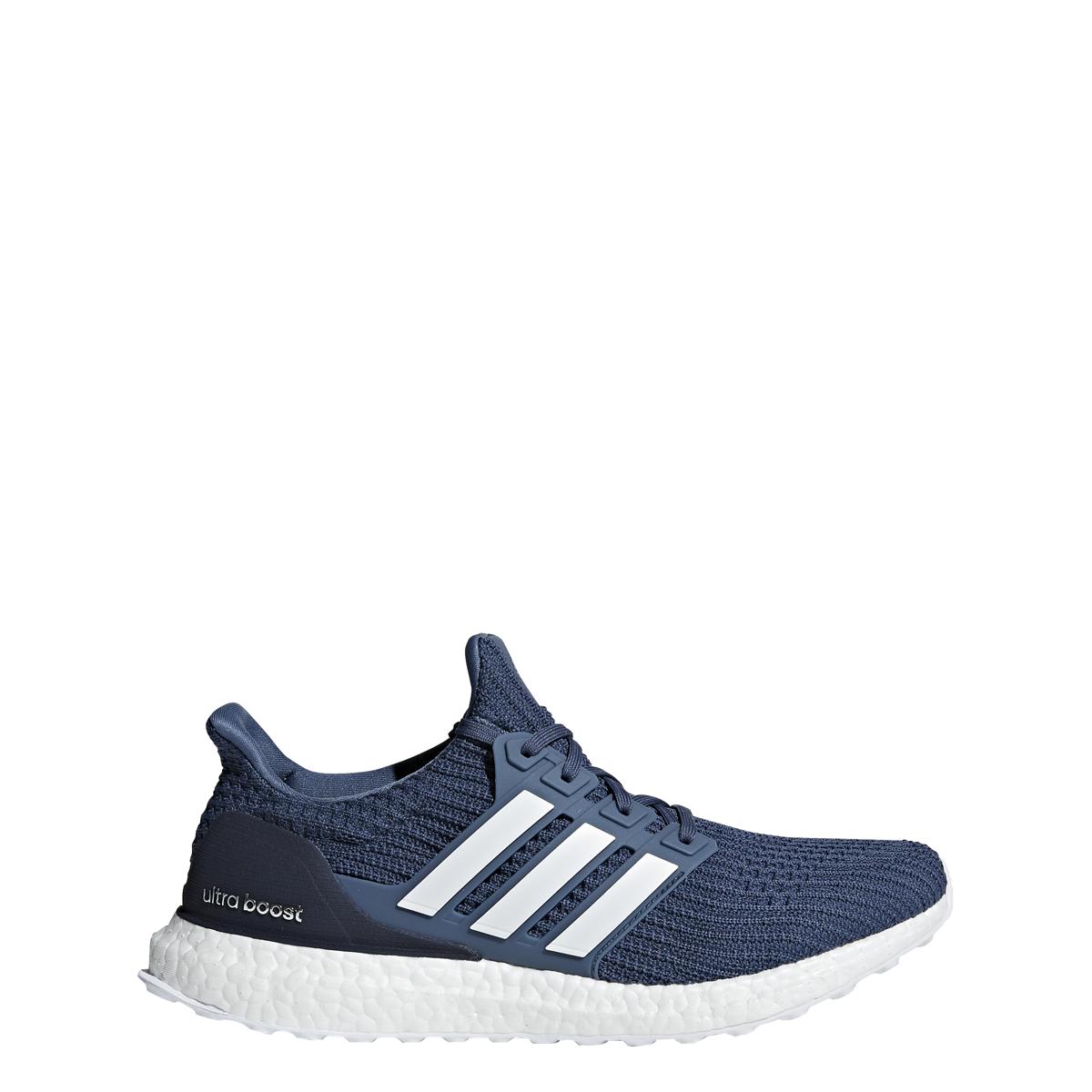 9b1bc76c8ffa6 Men s Adidas UltraBOOST Running Shoe Tech Ink Cloud White Vapor Grey ...