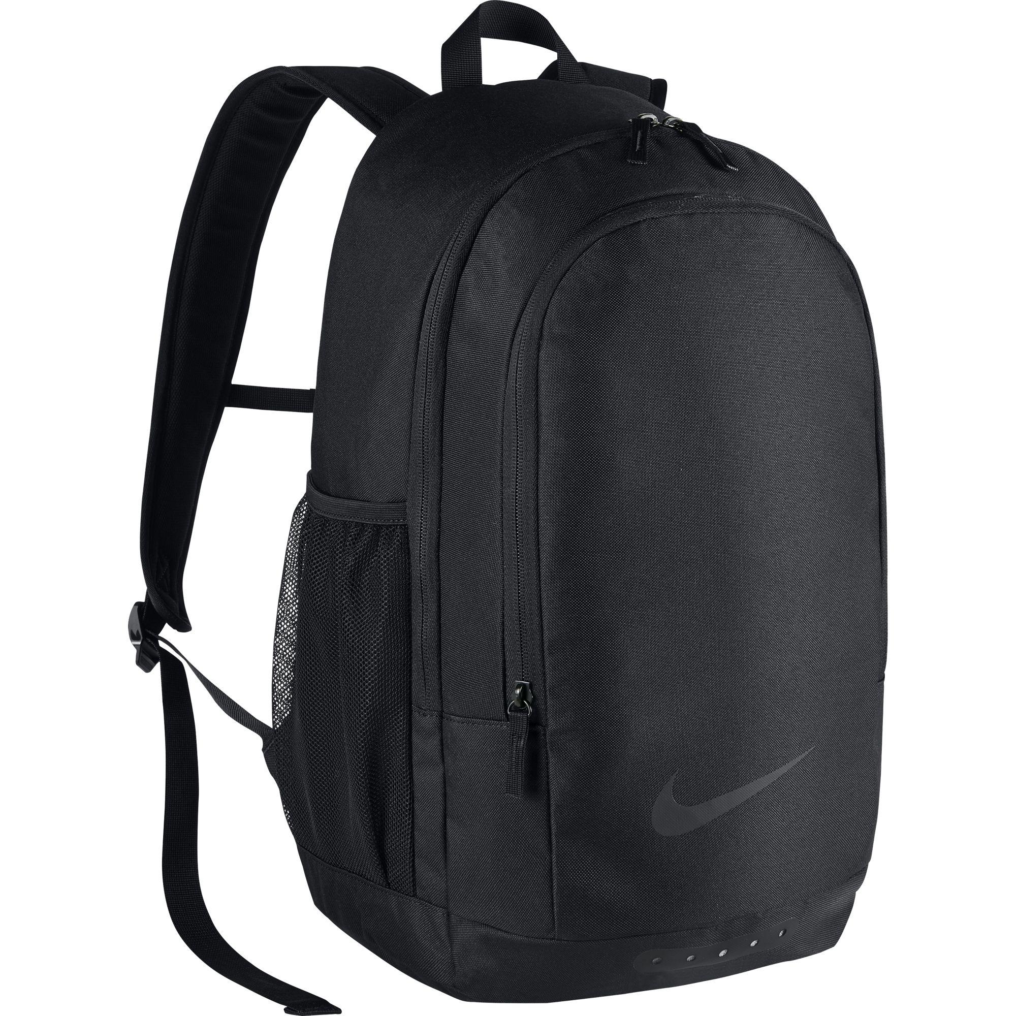 b2ca3c064b82 Nike Academy Football Backpack Black Anthracite 883419369148