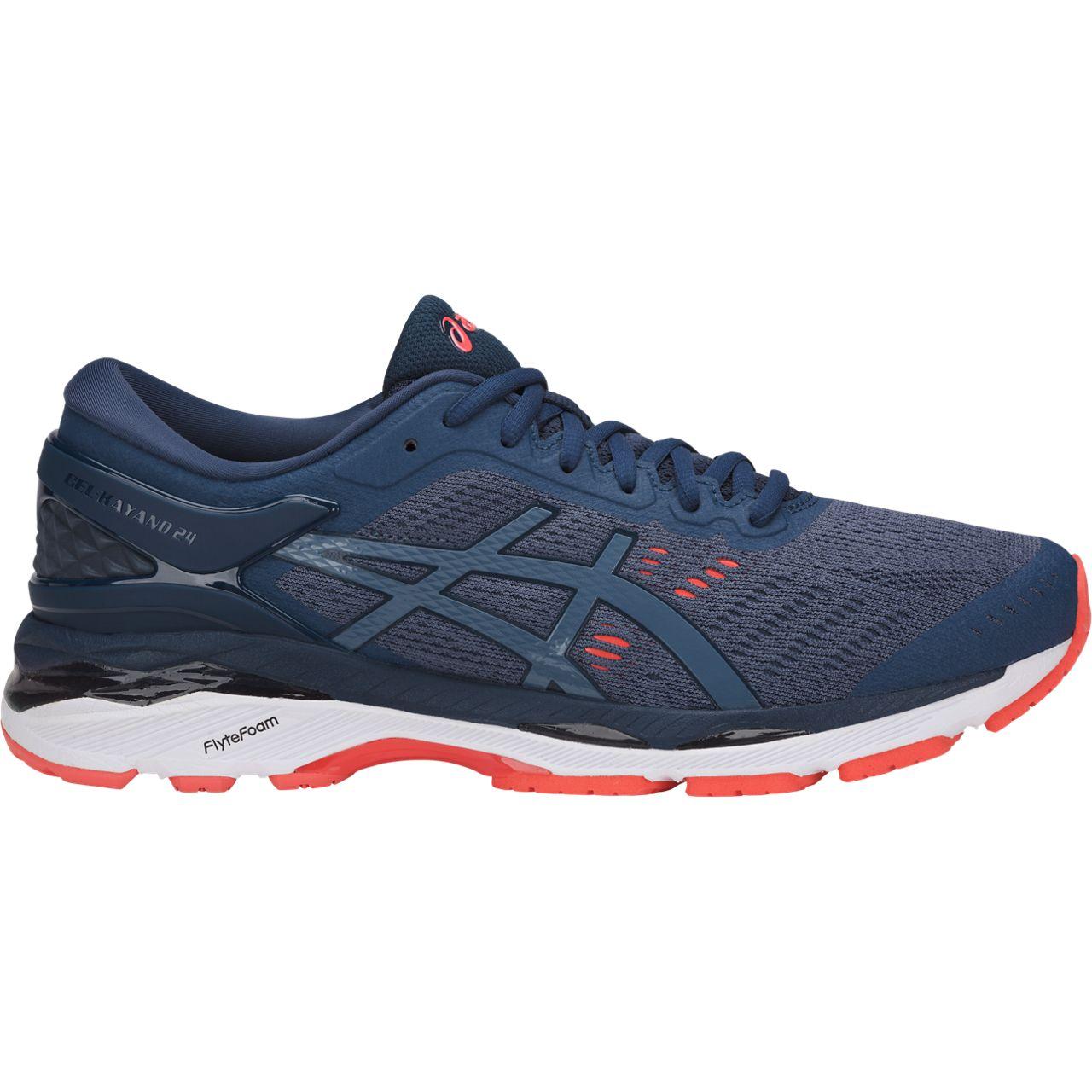 Asics Gel Kayano  Mens Running Shoe Ebay