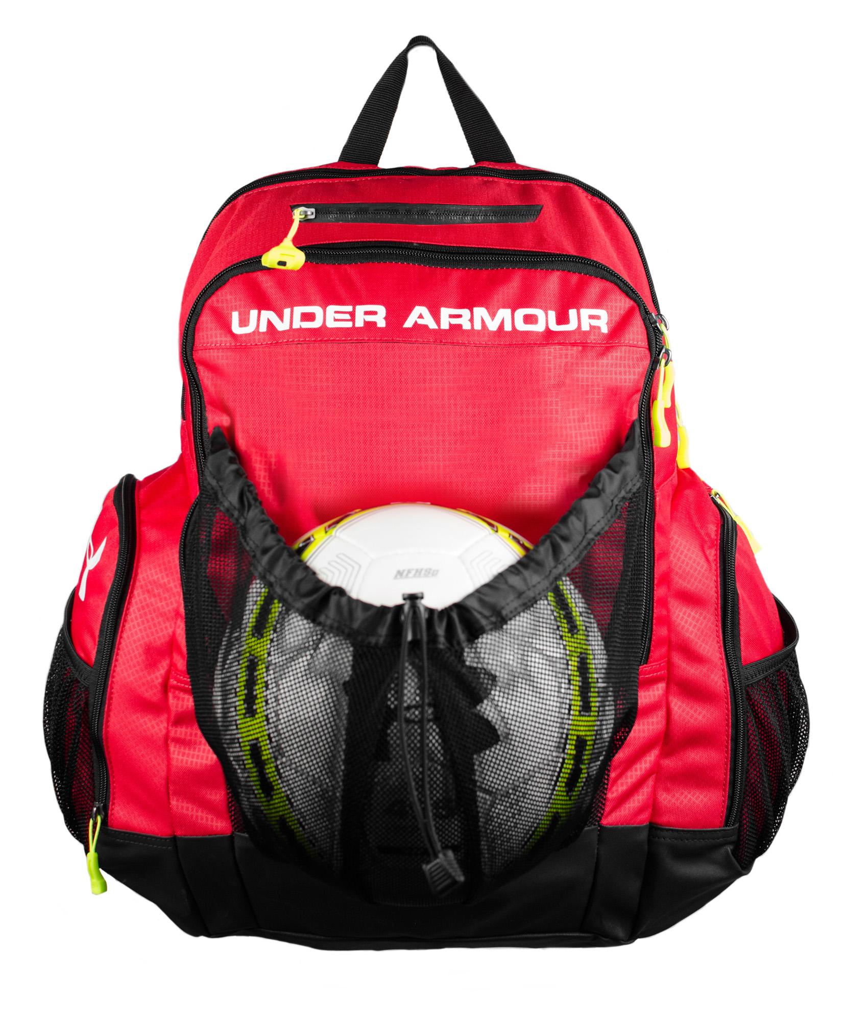 da25d29ae63 Under Armour Striker Soccer Backpack - Sieverts Sporting Goods