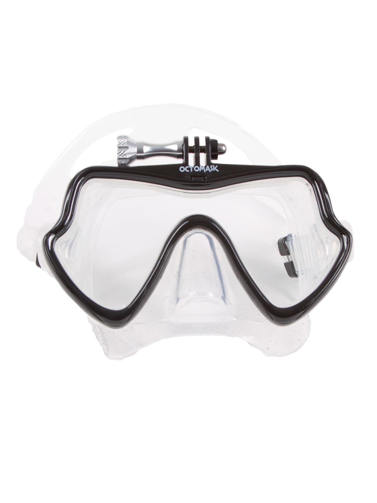 9c120cba499c Octomask Frameless  Scuba   Snorkeling Mask with GoPro Mount