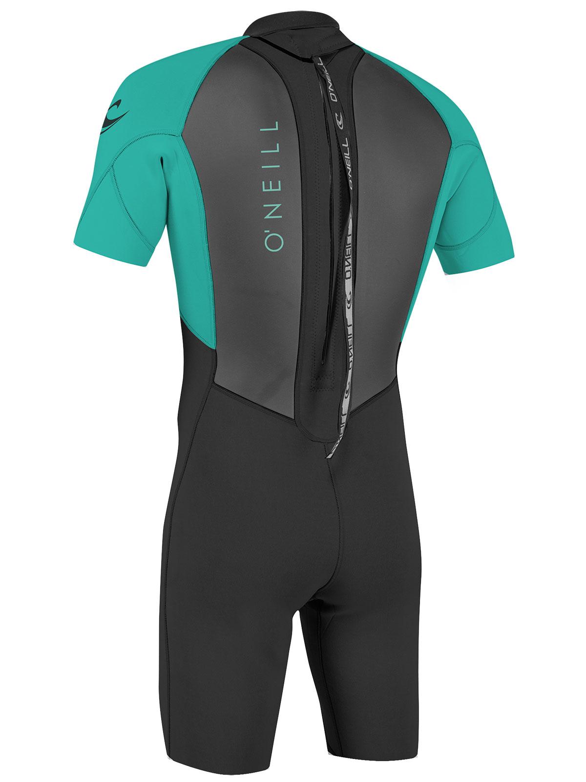 O/'Neill Reactor Kids 2mm Neoprene Shorty Wetsuit Spring Suit Surf Snorkel Swim