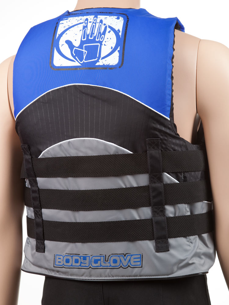 nylon method vest body glove adult