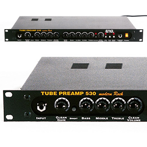 engl e 530 preamp rack mount electric guitar e530 pre amp demo unit ebay. Black Bedroom Furniture Sets. Home Design Ideas